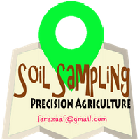 Soil Sampling with GPS